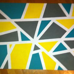 My own tape painting :)