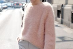 #streetstyle #pink #fashion