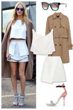 Poppy Delevingne Street Style Look - How To Look Like A Street Style Star - Harper's BAZAAR Magazine