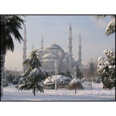 Istanbul Winter~polyvore