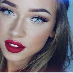 Beautiful eyelashes.