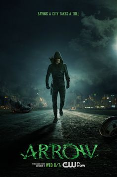 #Arrow - Season 3 Poster 2