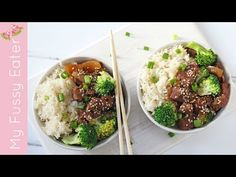 Slow Cooker Beef & Broccoli - My Fussy Eater