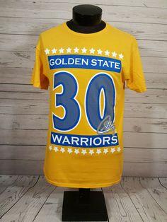 c263d747a Golden State Warriors Stephen Curry T Shirt Medium M NWOT NEW Basketball  INV1909 - Stephen Curry