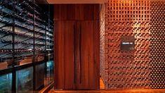 Internationaly based interior design firm Super Potato's official home page. Restaurant Lounge, Modern Restaurant, Brick Feature Wall, Gallery Cafe, Tea Lounge, Shop Facade, Interior Design Business, Japanese Interior, Hospitality Design