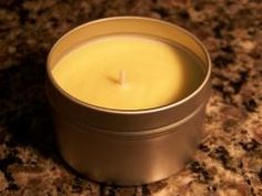 The 12 Days of Candles - Day 4 - Rustic Candle Tin 6 oz - $6.99. Do you need a big quantity of gifts for co-workers or school teachers? This candle is your answer! Only Stock up and save! Give a handmade gift - Give the Gift of Fragrance.