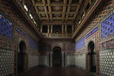 Sumptuous Abandoned Castel Photography