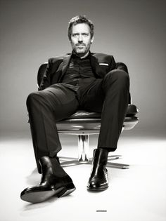 Hugh Laurie - Dr. House: Equipped with a dry, acerbic almost cruel sense of humor, Dr House is an enigmatic INTJ and conceals many facets of his personality with a veneer of sarcasm. Critics have described his character as anti-social, misanthropic, antagonist, curmudgeon.