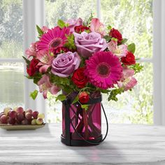 The FTD® Pink Exuberance™ Bouquet by Better Homes and Gardens® http://www.laresefloral.net/product/the-ftd-pink-exuberance-bouquet-by-better-homes-and-gardens-2015/display