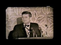 """President #JFK addressing the 50th Annual Meeting of #ADL praising """"A Nation of Immigrants"""" in 1963 http://youtu.be/ewk_9wQVVz4"""