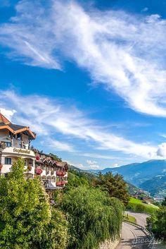 Granpanorama Hotel StephansHof.  Villandro, Trentino Südtirol. Italien
