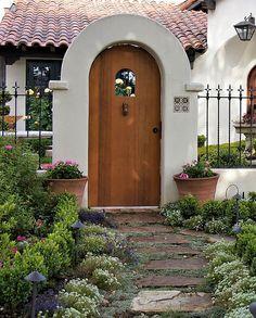 Spanish Gate Carmel   Flickr - Photo Sharing!