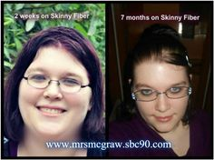 """""""I have been having some hormonal imbalances I suffer from PCOS and Endometreosis so my weight loss journey has been kind of slow. To date I have lost 30 pounds and 45 inches all over my body.  Watch THIS short video to learn why Skinny Fiber is the #1 Weight Loss Supplement!  www.mrsmcgraw.sbc90.com"""