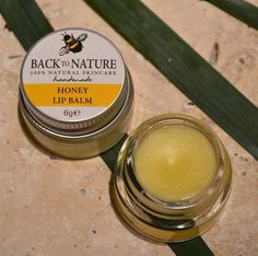 Pin for Later: 32 Ways to Add Honey Into Your Beauty Routine Back to Nature Skincare Pack Of Two Totally Natural Honey Lip Balms Back to Nature Skincare Pack Of Two Totally Natural Honey Lip Balms (£8)