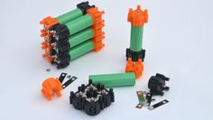 DIY Li-ion battery building kit opens door for homemade ebikes, powerwalls and even EVs