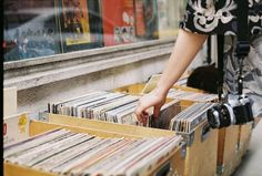Shopping for records (again)