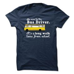 Limited Edition- To The Bus Driver