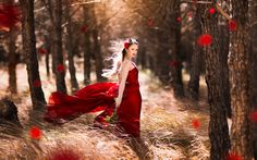 Little Red Riding Hood by Marion Laplace (visacrea) on 500px