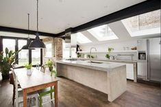 6 bedroom house for sale in Harvist Road, London - Rightmove. Kitchen Inspirations, House Design, New Homes, Open Plan Kitchen, Kitchen, Kitchen Living, Kitchen Diner, Kitchen Design, Kitchen Extension