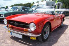 64. Triumph TR6 (1969–1976)