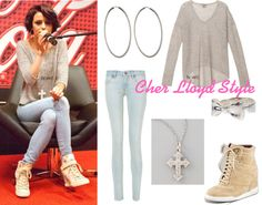 Cher Lloyd's Style