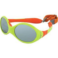 Julbo Kids Looping 1 - Spectron 4 Baby Lens (0 - 18 mths) Lime / Orange - Julbo Eyewear
