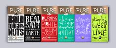 Pure - Chocolate For Couples (Concept) on Packaging of the World - Creative Package Design Gallery