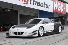 Esprit NSX Time Attack car