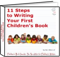 how to write a childrens picture book template