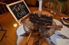 Miller Haus Bed and Breakfast: Dessert. Every evening there is a delicious dessert waiting for guests when they return to the B&B. #MillerHaus #BedandBreakfast #AmishCountry