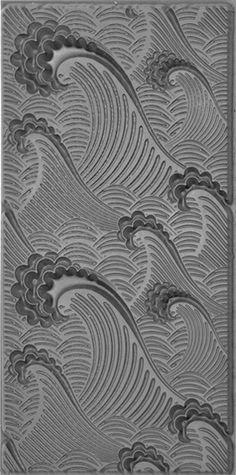 Texture Tile: Waves