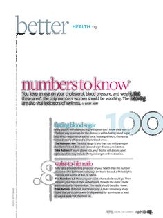 numbers to know