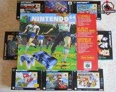 Arrivage Nintendo 64 en boite !