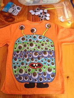 100 Days of School Shirts | One Artsy Mama