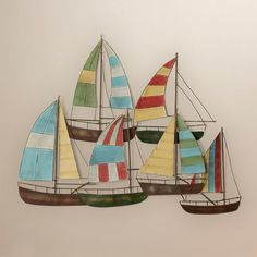 Beachcrest Home Sailboat Decor & Reviews | Wayfair