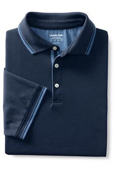 Men's Tipped Supima Polo Shirt, Traditional Fit Polo Rugby Shirt, Mens Polo T Shirts, Polo Jeans, Men's Polo, Polo Shirt Outfits, Polo Shirt Style, Polo Shirt Design, Mens Golf Outfit, Embroidered Polo Shirts