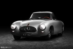 Oldest Mercedes 300 SL from 1952 revived to mark 60th anniversary of SL