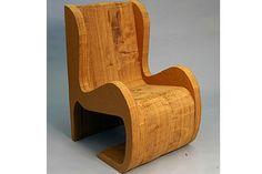 Cardboard Furniture Patterns | Creative Cardboard Furniture Designs