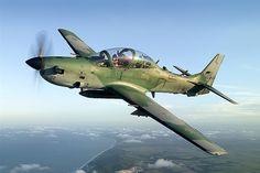 A-29 Super Tucano | Guerra & Armas