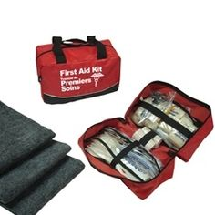 BC Level 3 Provincial First Aid Kit