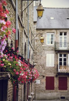 Dinan ~ Brittany ~ France