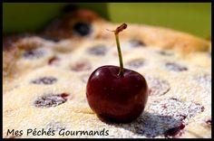 Péchés gourmands: Clafoutis aux cerises #revol
