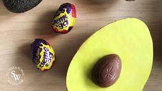 Make your own Avocado Easter Egg