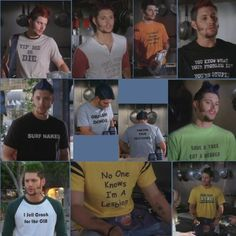 And yes, I even think he was hot in this movie. (As Priestly in Ten Inch Hero)