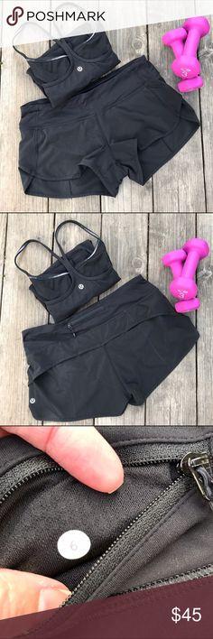 Lululemon🍋Speed Shorts! Sz 6 Lululemon🍋Speed Shorts! Sz 6 lululemon athletica Shorts