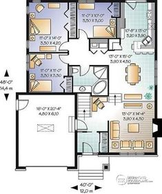 1st level 3 bedroom, budget minded bungalow with home office and garage - Bridgeport