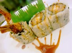 Tempura Shrimp Roll by Sino 1 Chinese & Sushi in Orlando, FL