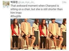 Its either that we are short or that they are just freaking tall