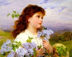 Sophie Anderson Paintings