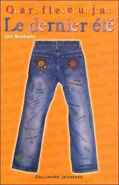 Couverture de Quatre filles et un jean : le dernier été